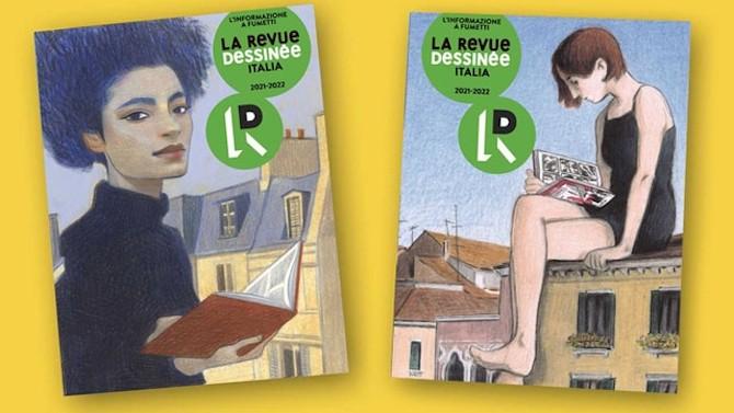 revue dessinee italia