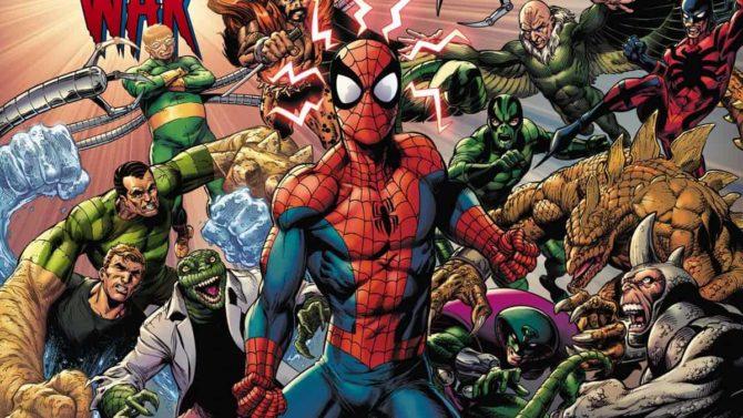 spider-man sinister war