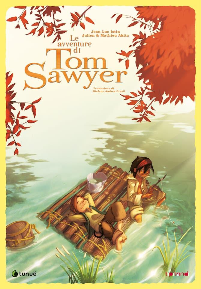 tom sawyer fumetti tunue giugno 2021