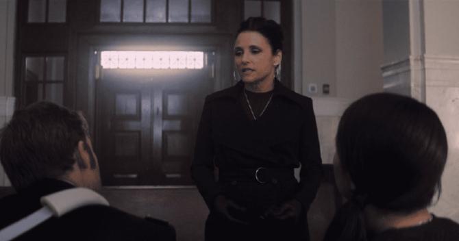 black widow scena titoli di coda contessa valentina allegro de fontaine