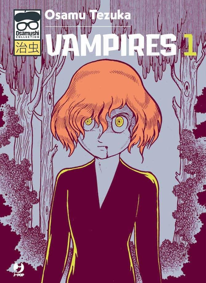 vampires osamu tezuka manga