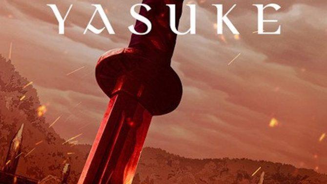 yasuke anime netflix