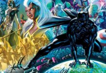 black panther 1 john ridley