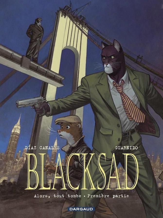blacksad e poi non resta niente nuovo fumetto