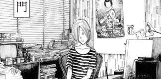 diario di un mangaka inio asano panini manga