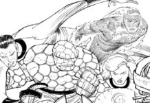 fantastic four john romita jr