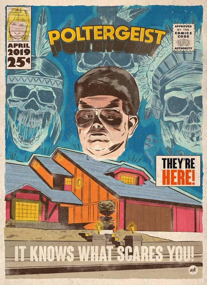film horrror fumetti