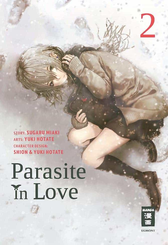 parasite in love 2 j-pop-fumetti settimana