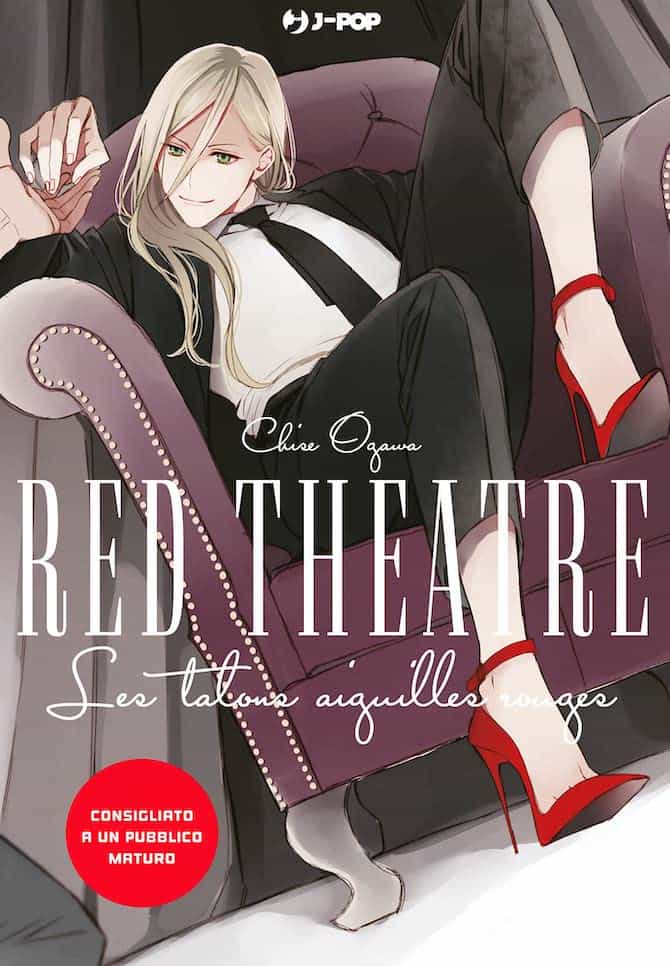 red theatre j-pop-fumetti settimana