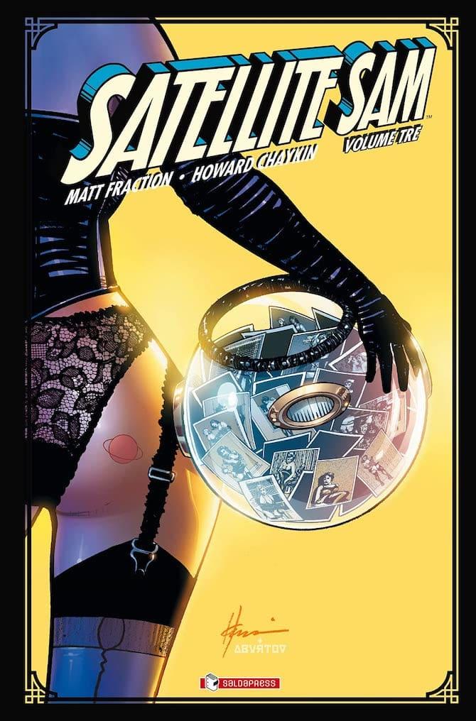 satellite sam 3 saldapress fumetti giugno 2021