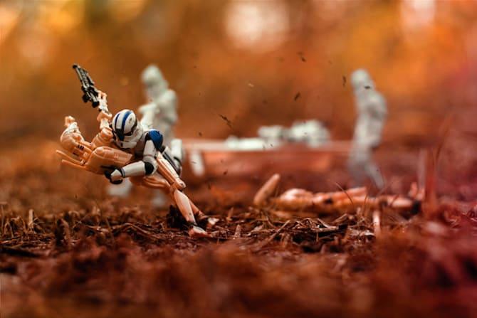 stormtrooper star wars fotografie