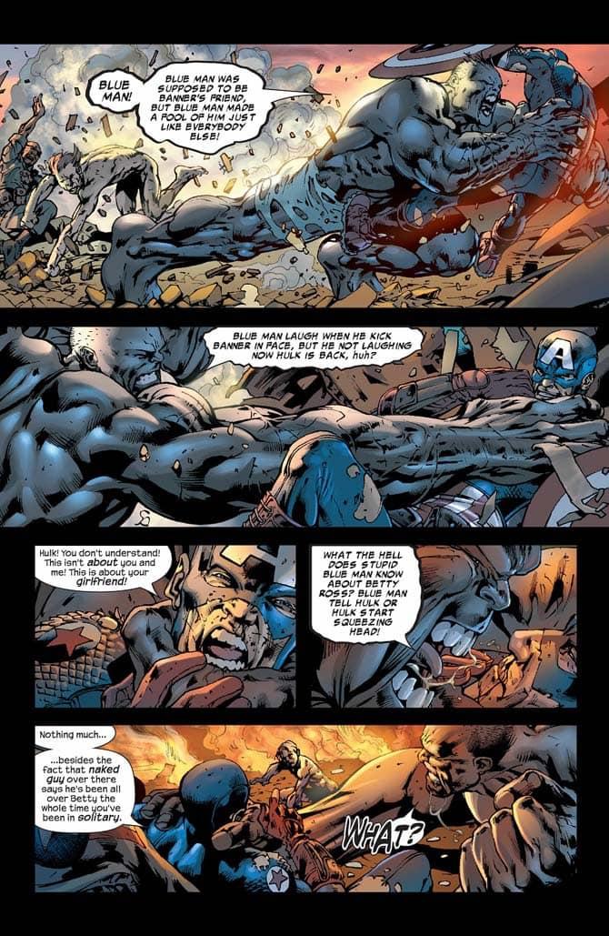 ultimates hulk millar marvel