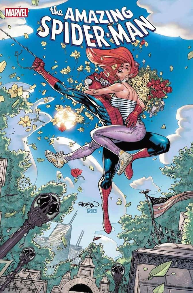 spiderman nick spencer