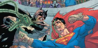 batman superman dc comics
