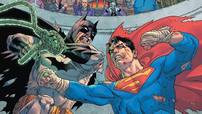 batman superman cancellata dc comics