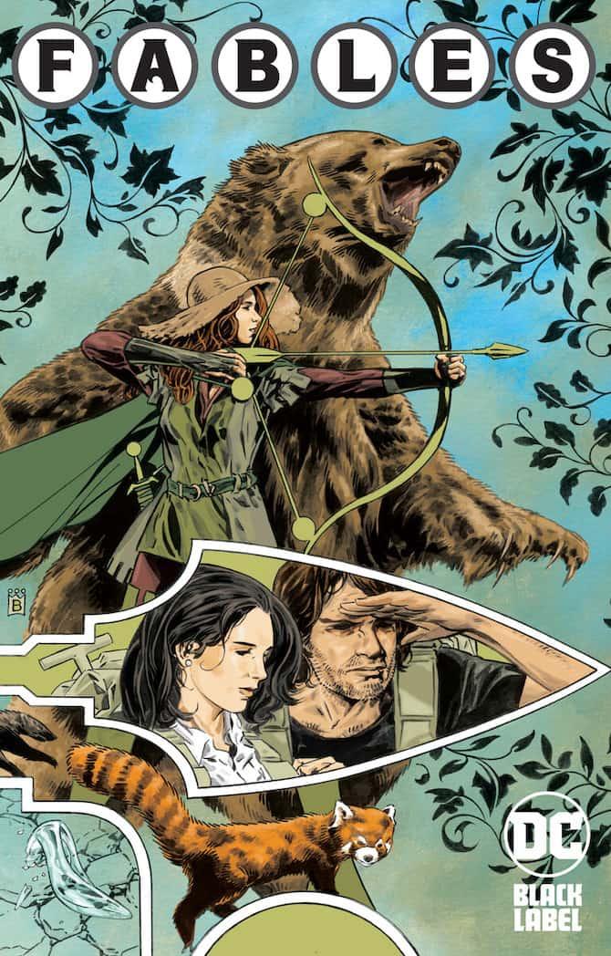 nuovi fumetti fables 151 dc comics
