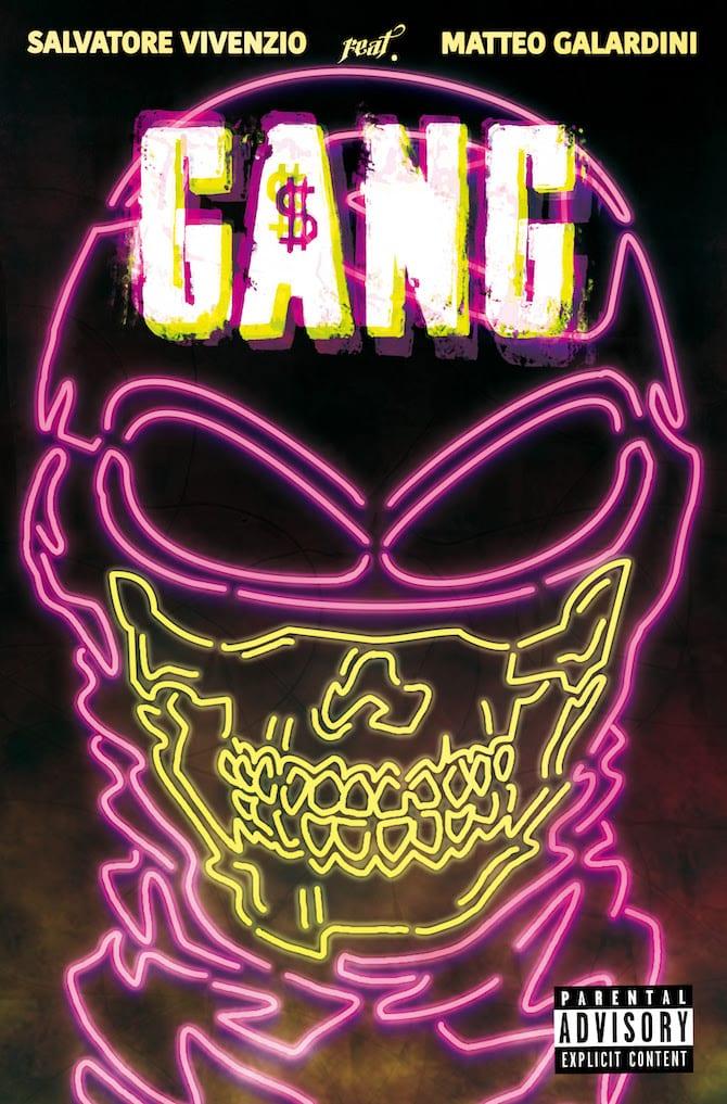 gang shockdom trap fumetto