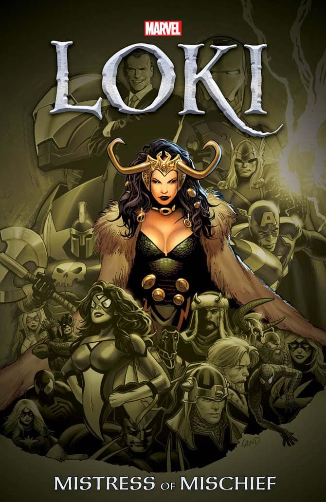 lady loki serie tv marvel disney+