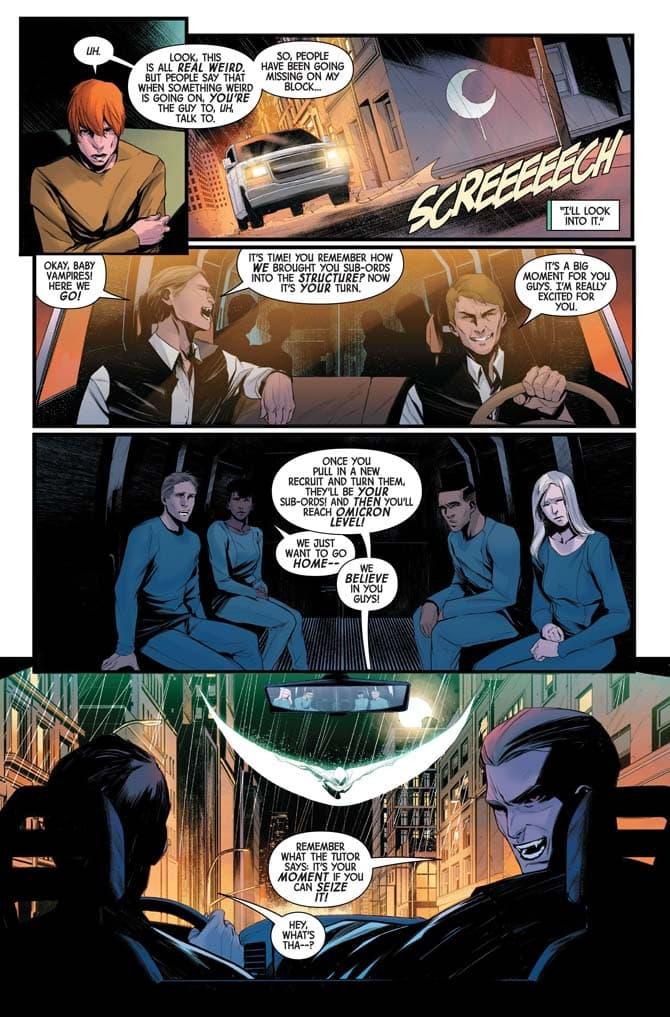 moon knight nuova serie fumetto marvel