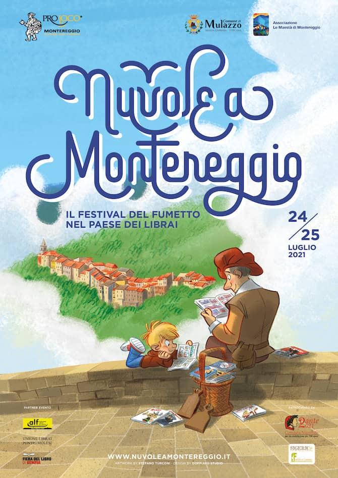 nuvole a montereggio festival fumetto