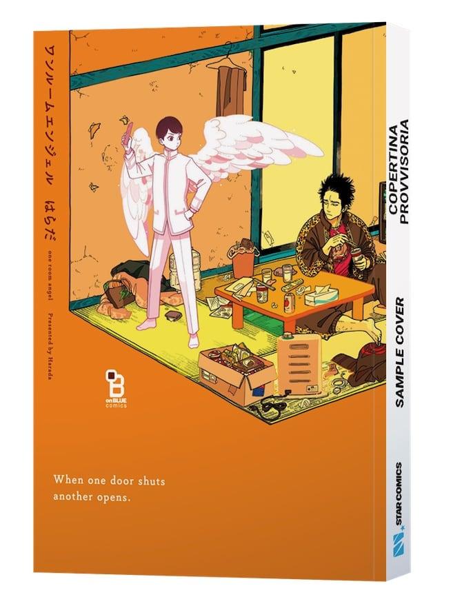 one room angel nuovi manga star comics