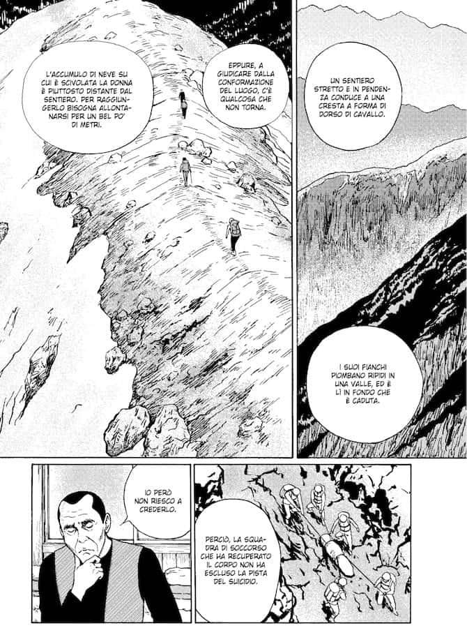 racconti montagna junji ito