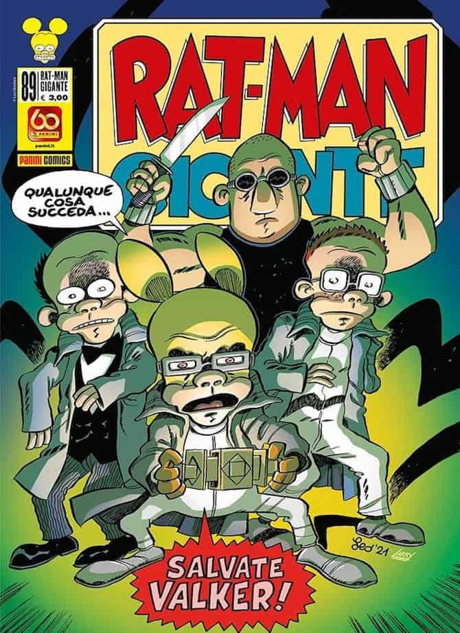panini comics fumetti settimana