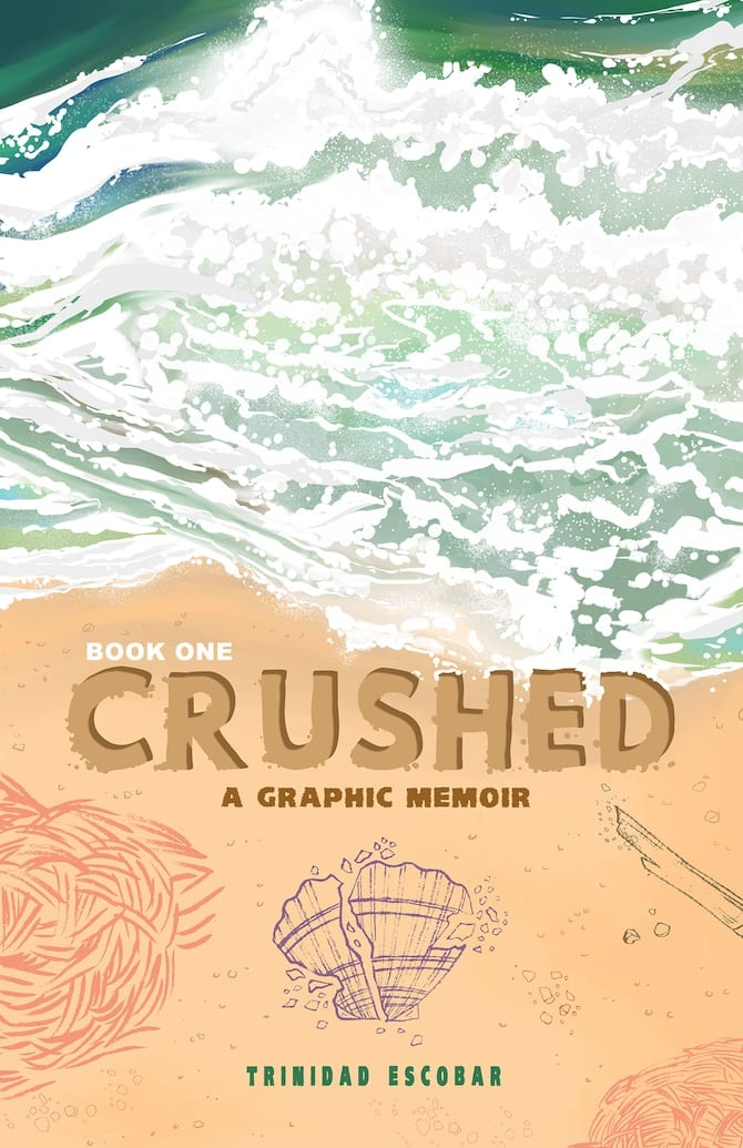 trinidad escobar crushed comics