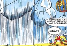 zio paperone iceberg volanti cavazzano pezzin