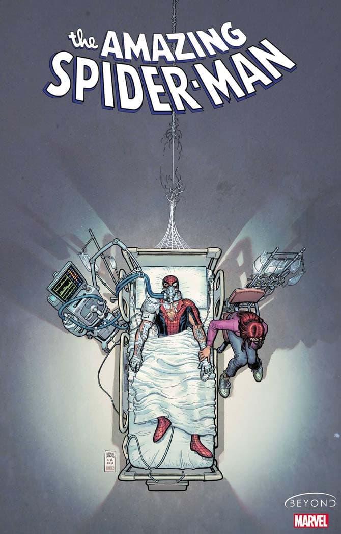 disegnatori amazing spider-man fumetto marvel