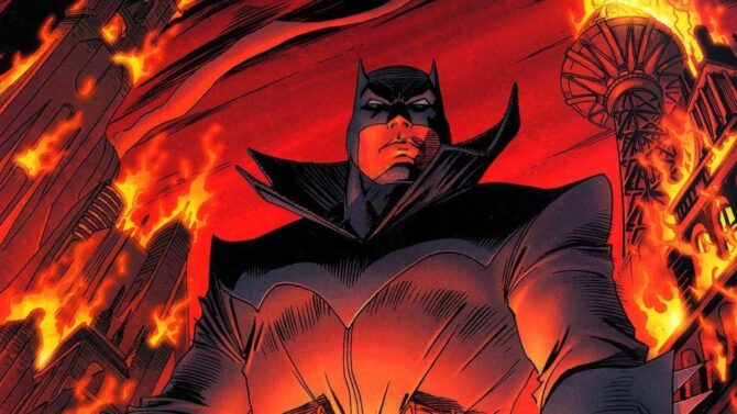 batman grant morrison pandemia