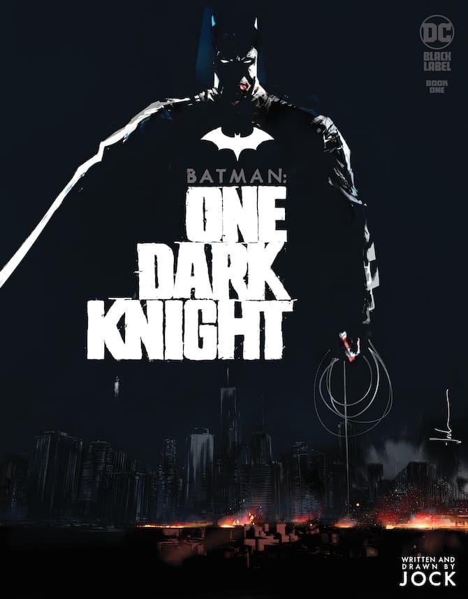 jock batman one dark knight