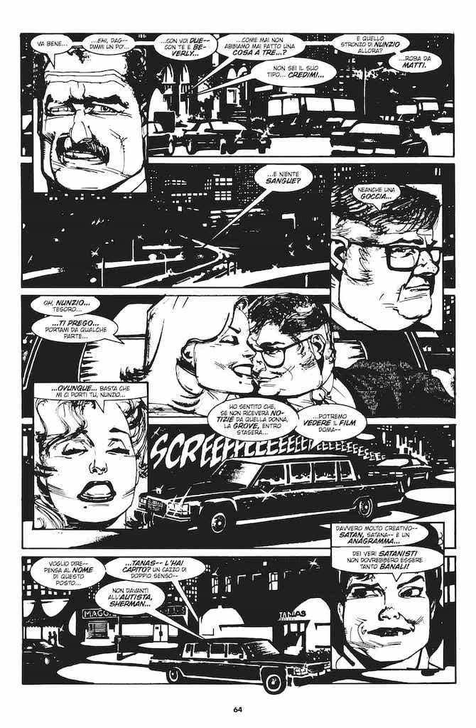 black kiss omnibus saldapress