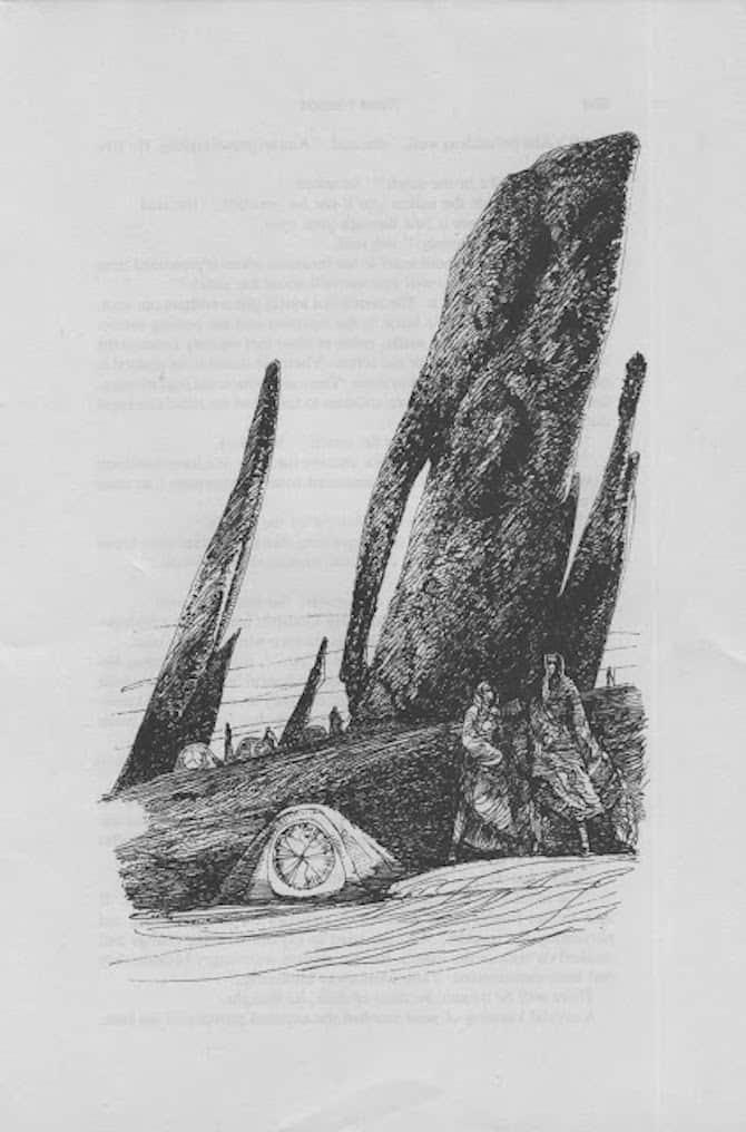 illustrazioni dune