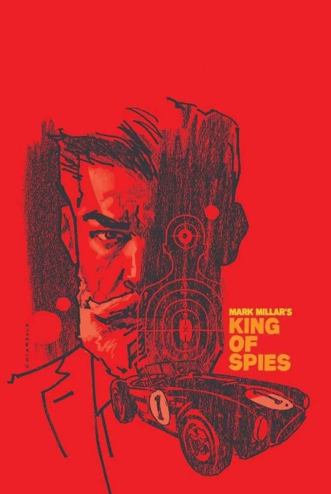 king of spies millar