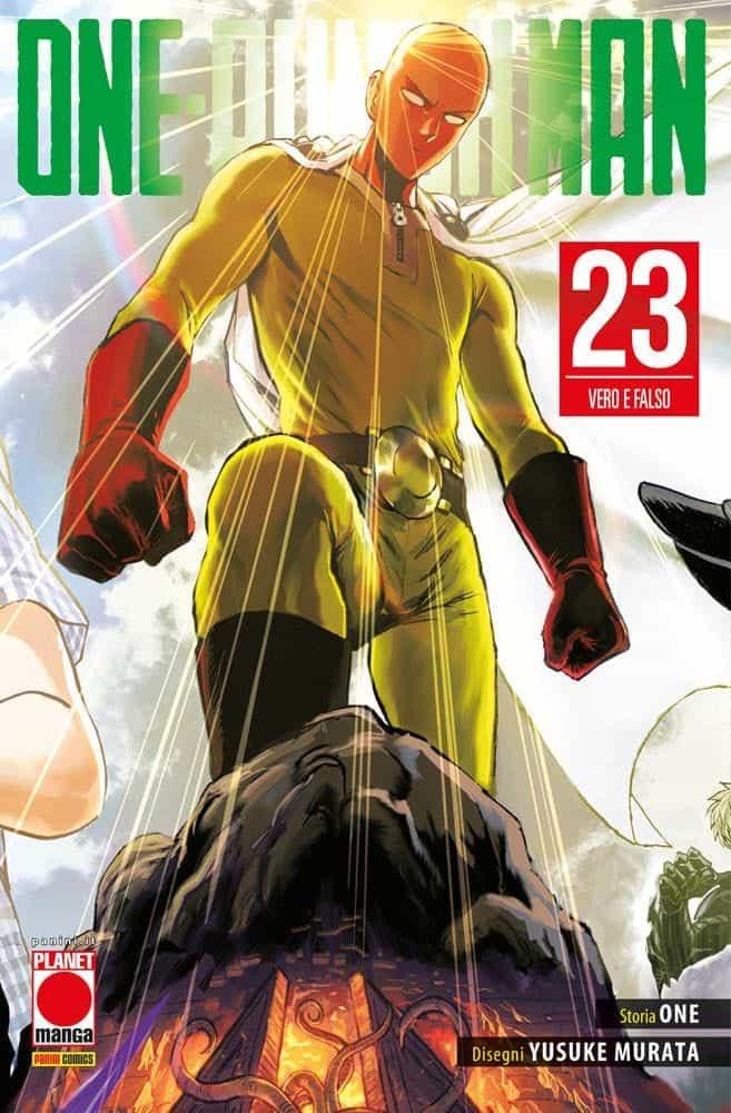 one-punch man planet manga settimana