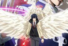 platinum end anime trailer