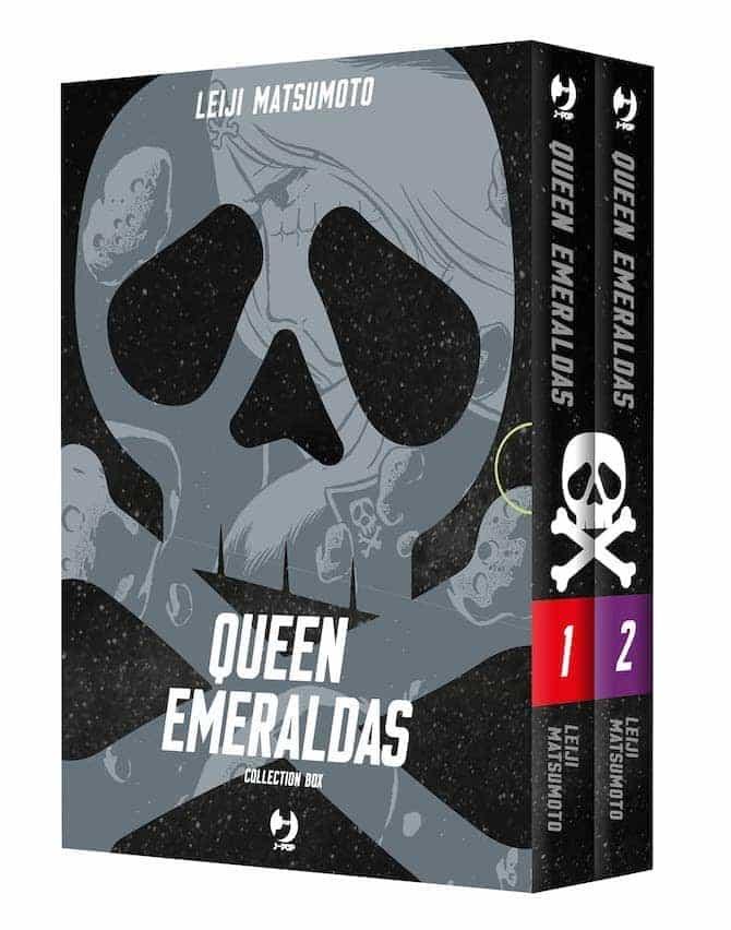 Queen Emeraldas – Box Vol. 1-2