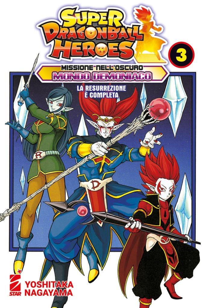 Star Comics fumetti settimana