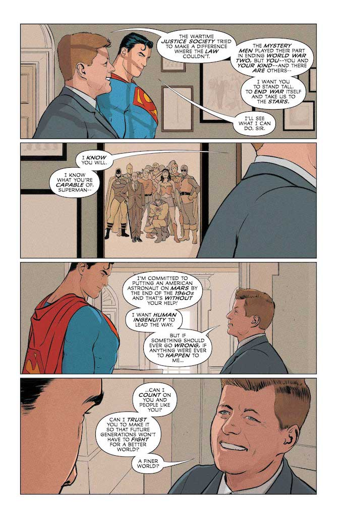 superman and the authority morrison dc comics