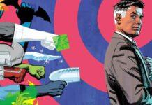 human target tom king dc comics