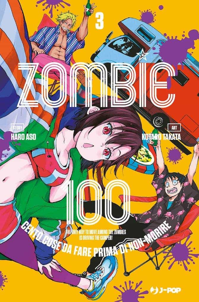 manga j-pop settimana