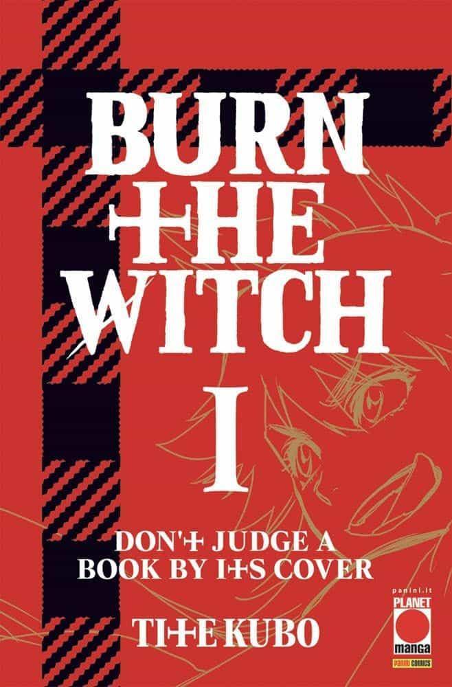 burn the witch 1 tite kubo panini manga