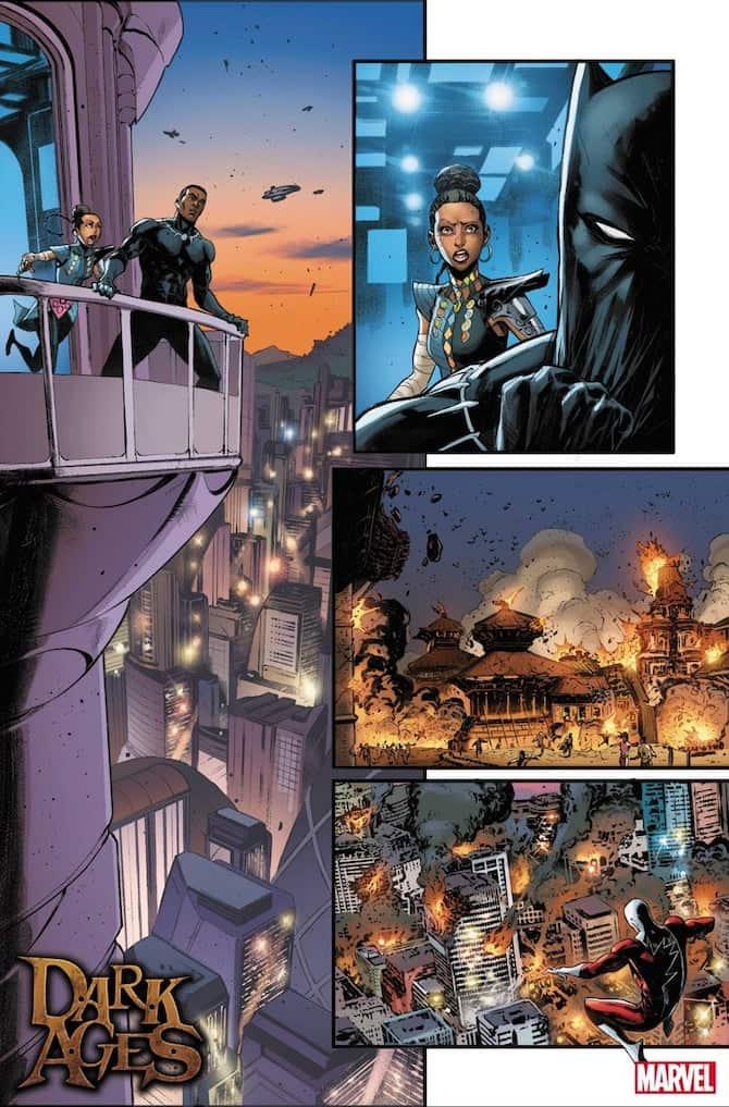 dark ages marvel comics