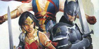 dark knights of steel dc comics fantasy
