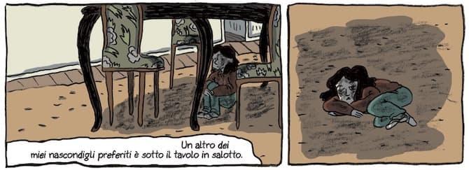 graphic novel comicout