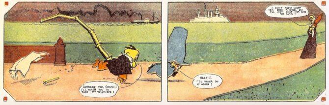 kin-der-kids super vignetta