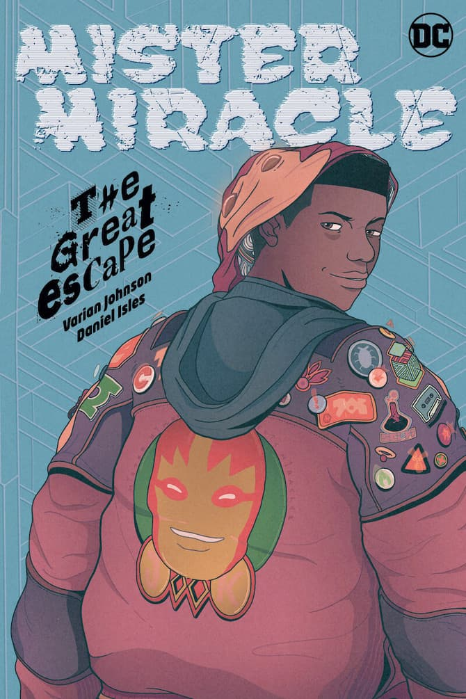 mister miracle great escape dc comics