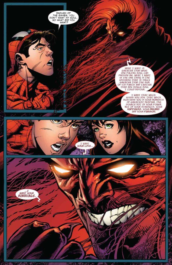 spider-man no way home trailer fumetti