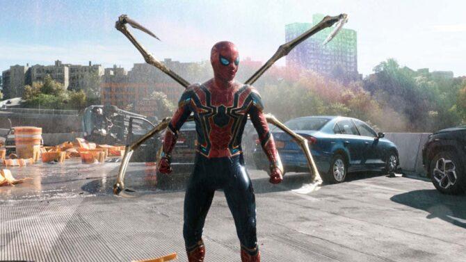 spider-man no way home trailer record
